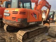 二手斗山DH80-7小型挖掘机转让