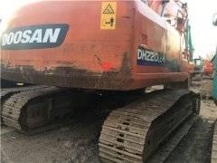 二手斗山DH220挖掘机
