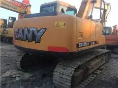 三一SY135二手挖土机