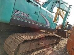 二手神钢SK260挖掘机出售信息
