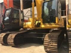 进口小松350挖掘机二手市场出售