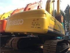 进口二手神钢350D挖掘机出售信息