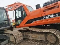 二手斗山DH215-9挖掘机