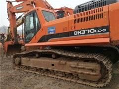 斗山DH370-9二手挖土机