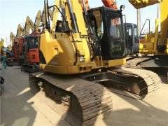 进口卡特313C无尾二手挖掘机出售