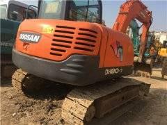 斗山DH80-7小型二手挖掘机出售