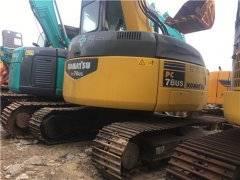 进口小松78US无尾二手挖掘机