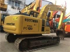 进口小松PC120-6EO二手挖掘机