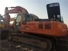 二手日立ZX350LC挖掘机市场出售