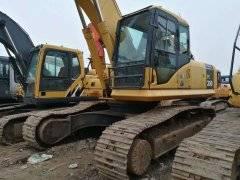 二手小松300挖掘机